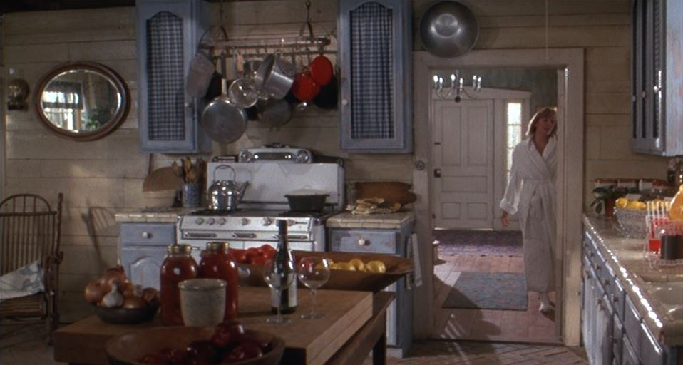 JC Wiatt's Kitchen in Baby Boom movie