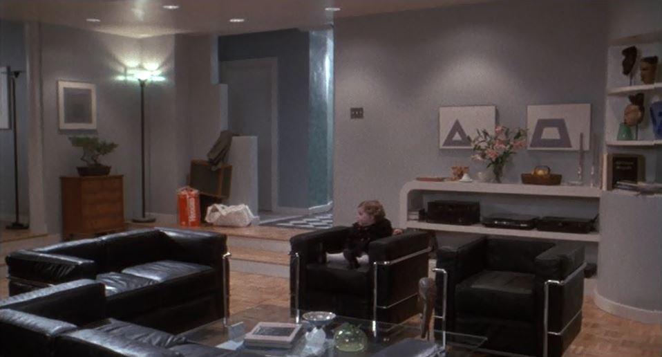 JC Wiatt's NYC Living Room Baby Boom Movie