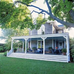 Sarah Jessica Parker Matthew Broderick house in Hamptons Elle Decor