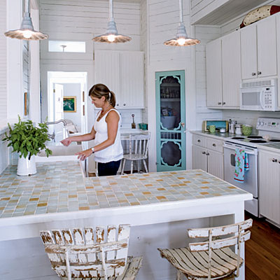 Before & After: Beach House Makeover on Tybee Island