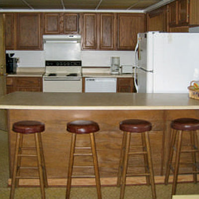 Kitchen Before. After:
