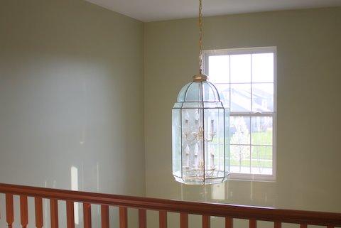 Playroom Light Fixture Diy
