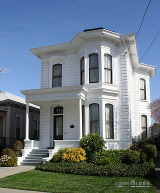 Restored Italianate Victorian in San Jose