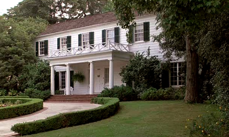 Colonial House from Ferris Bueller's Day Off