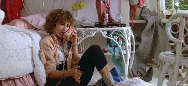 Ferris Bueller's Day Off Jeanie's bedroom