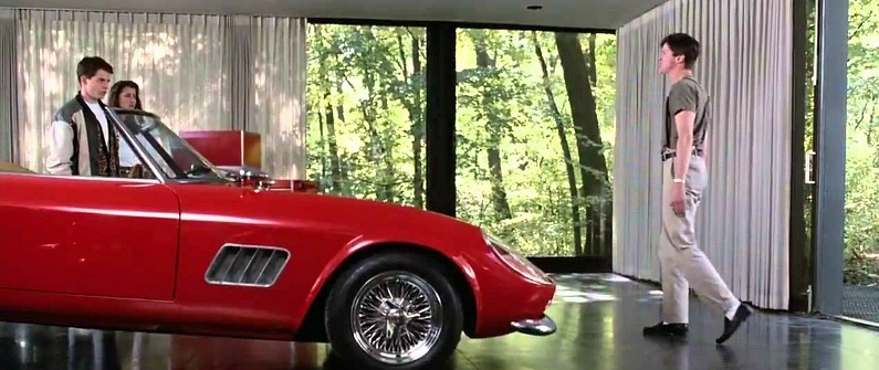 Ferris Bueller's Day Off screenshot Ferrari