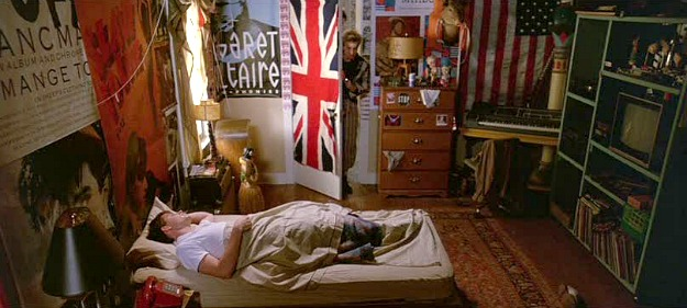 Ferris Bueller's bedroom