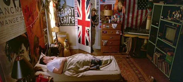 Ferris Bueller's bedroom