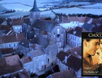 French Village Chocolat Movie Johnny Depp Juliette Binoche