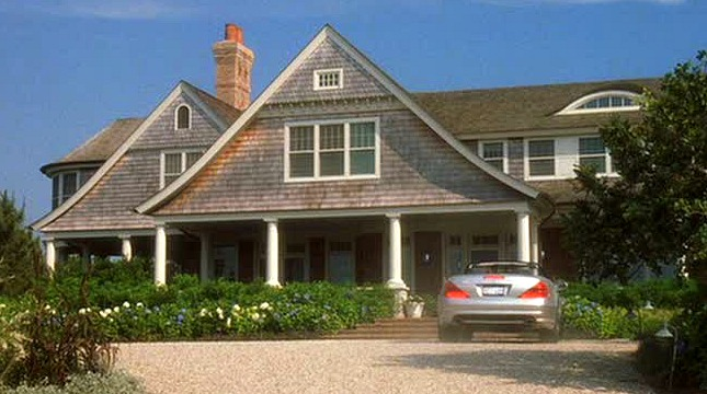 "The Beach House in ""Something's Gotta Give"""