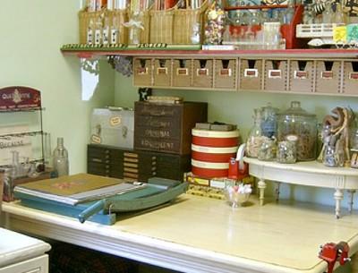 Cathe Holden's Home Grown Studio