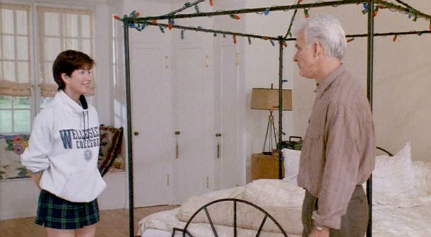 Dana-Delaney-Steve-Martin-Housesitter bedroom