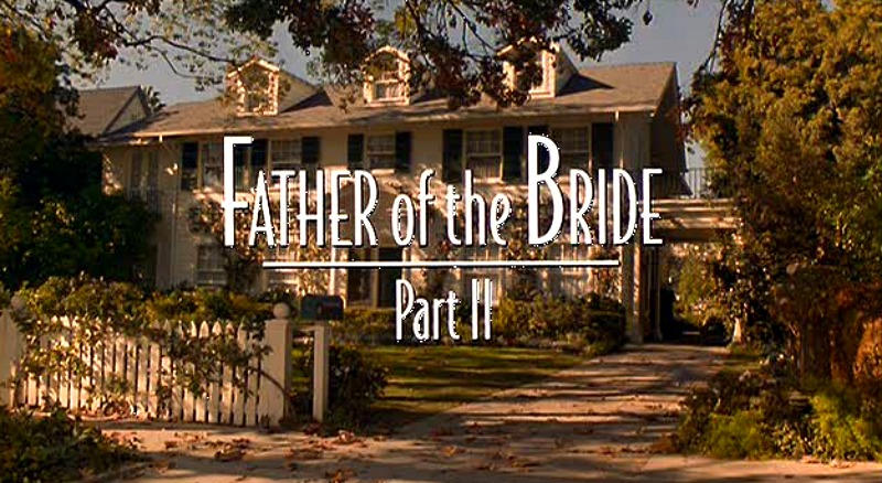 Father of the Bride II opening credits