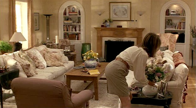 Father of the Bride living room-Diane Keaton