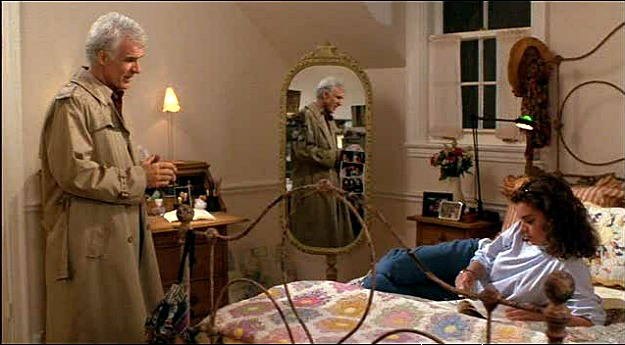 Father of the Bride movie house-Annie's bedroom