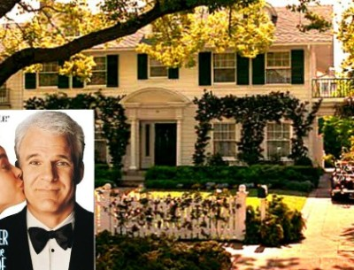 """The """"Father of the Bride"""" Movie House"""