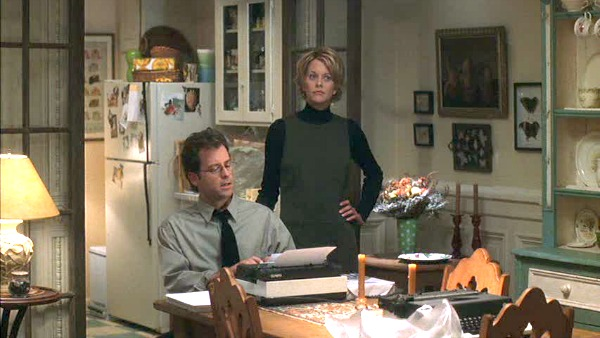 Greg Kinnear and Meg Ryan You've Got Mail
