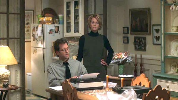 Greg Kinnear and Meg Ryan You've Got Mail