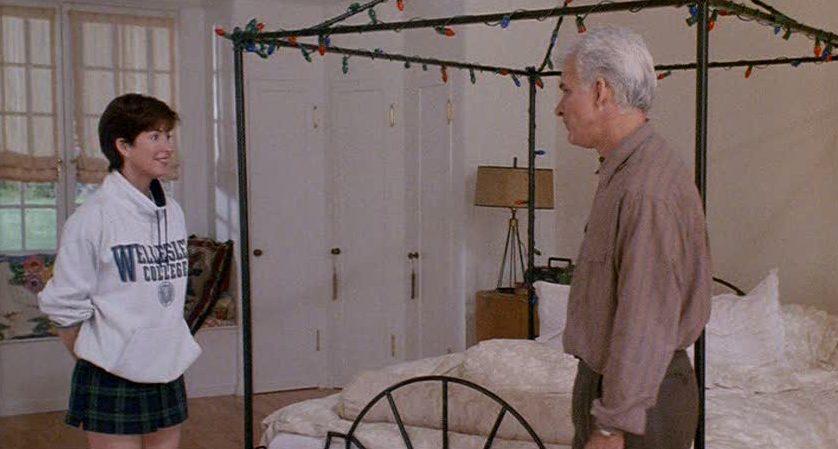 Housesitter Movie Yellow House Steve Martin Goldie Hawn