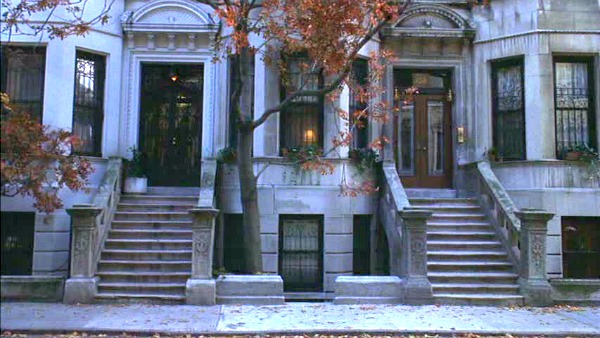 Meg Ryan's brownstone You've Got Mail