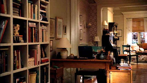 Meg Ryan's brownstone in You've Got Mail 1