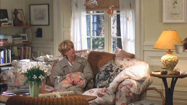 Meg Ryan's brownstone in You've Got Mail 5