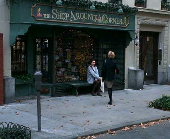 Meg ryan's Shop Around the Corner