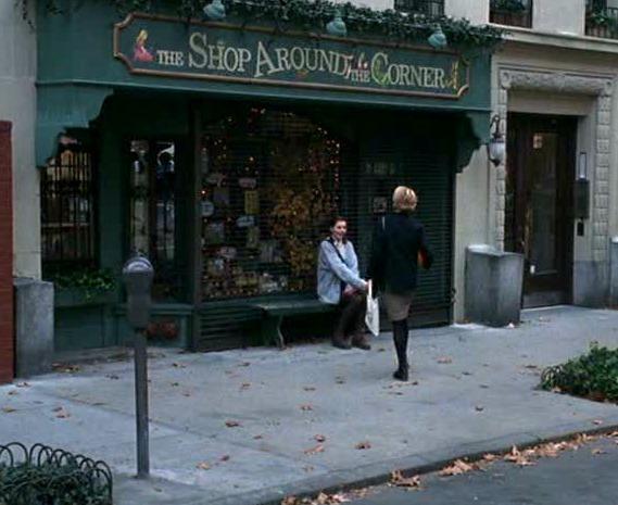 Meg ryan's Shop Around the Corner
