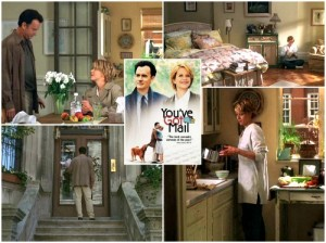 You've Got Mail movie Meg Ryan's Brownstone