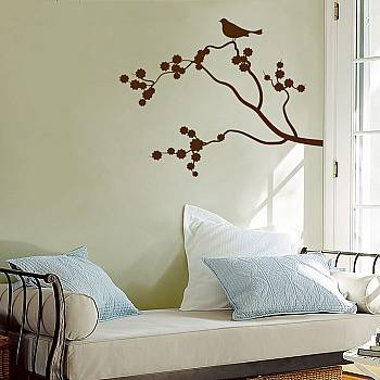 sticker wallpaper. wall sticker art.