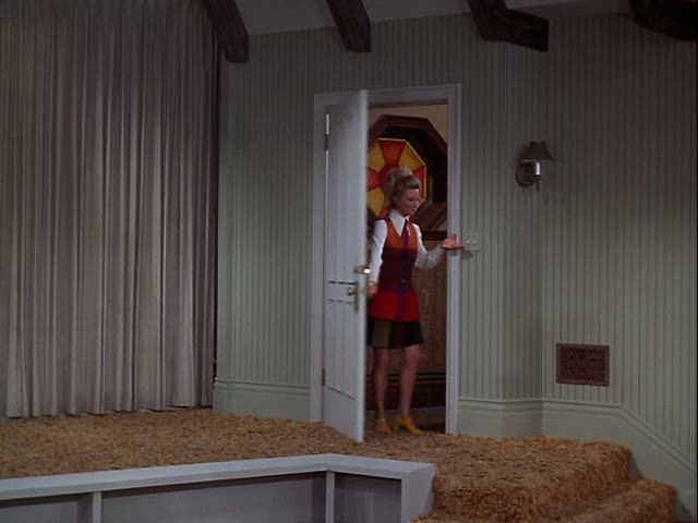 """mary richards' apartment on """"the mary tyler moore show"""