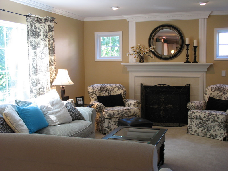Lovely Popular Colors For Family Rooms Part - 4: Eddie Bauer Pecan
