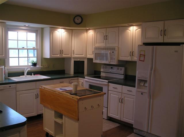 Kate Gosselin New Kitchen
