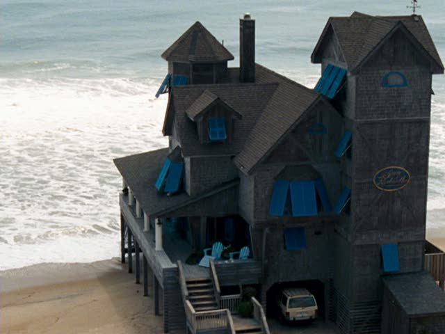 Superior Nights In Rodanthe House On Beach Part - 12: Hooked On Houses