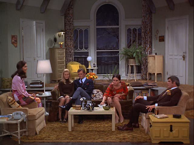 Mary Richards' Apartment