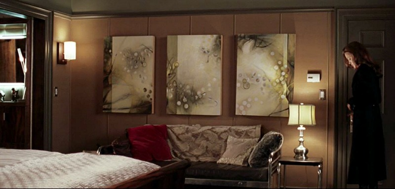 Bedroom in Mr & Mrs Smith House Angelina Jolie