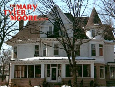 The Mary Tyler Moore Show house Minneapolis