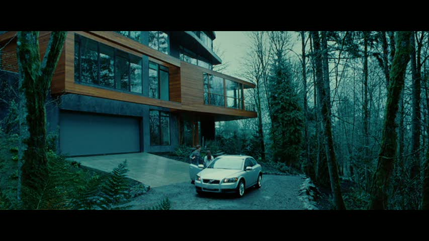 Cullens House From Twilight twilight cullen house – the carsons travel