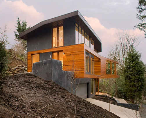 Twilight The Cullen Family 39 S Contemporary House