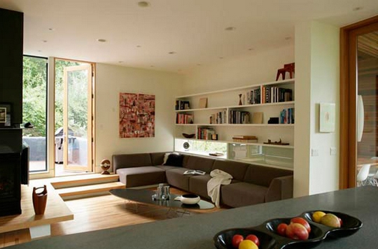 "Cullens House From Twilight twilight:"" the cullen family's contemporary house - hooked on houses"
