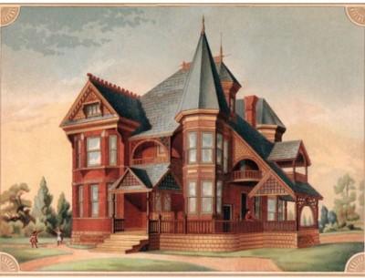 Then & Now: An 1885 Queen Anne in Kansas City