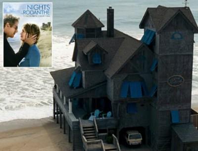 """Nights in Rodanthe:"" A Romantic Inn on the Beach"