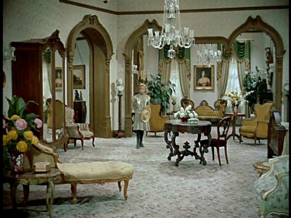 Pollyanna Disney movie Hayley Mills Victorian house 2