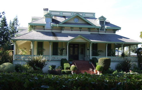 Pollyanna-McDonald Mansion-Santa Rosa-original