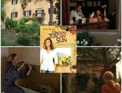 "Bramasole: Diane Lane's Italian Villa in ""Under the Tuscan Sun"""