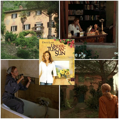 Under the Tuscan Sun movie Bramasol Diane Lane