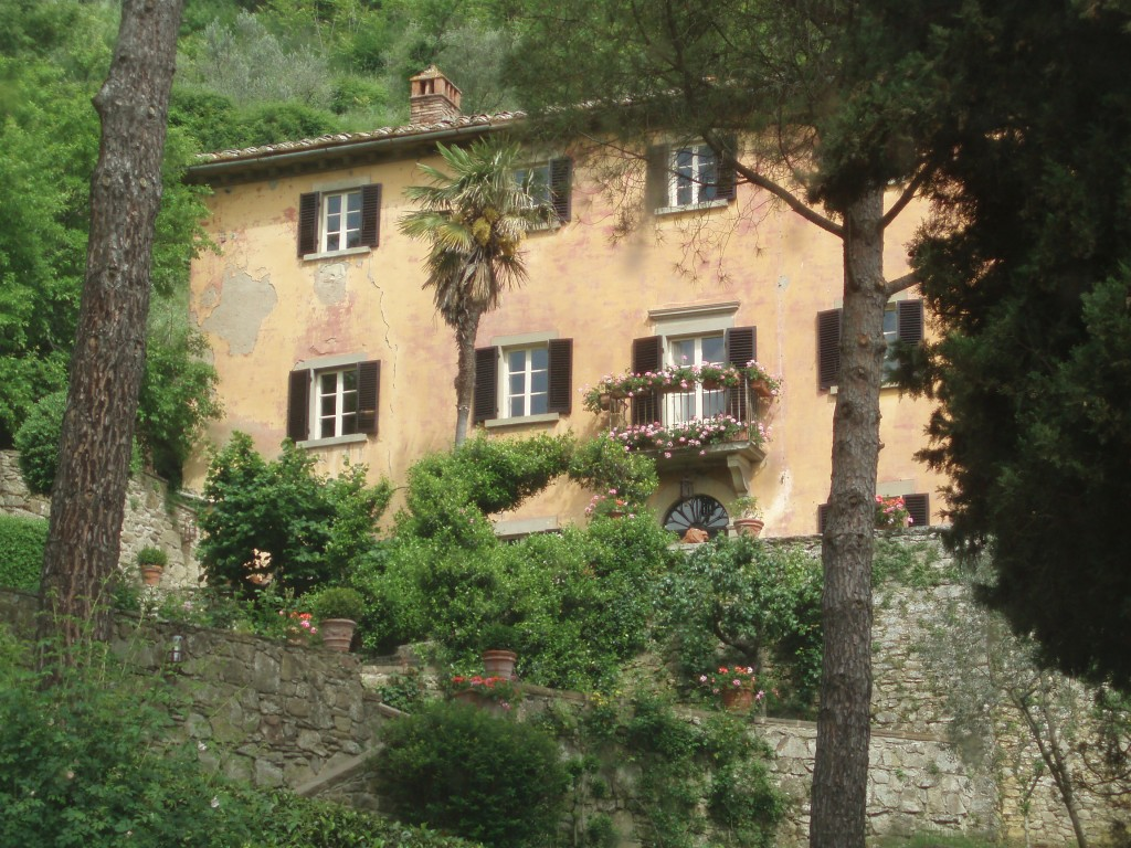 Diane lane 39 s italian villa in under the tuscan sun for Tuscany houses