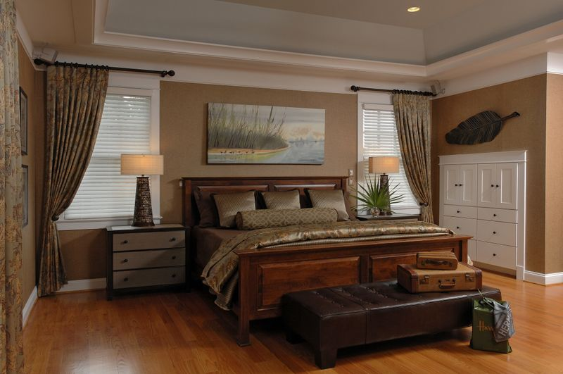 Superbe Kristin Drohan Master Bedroom After