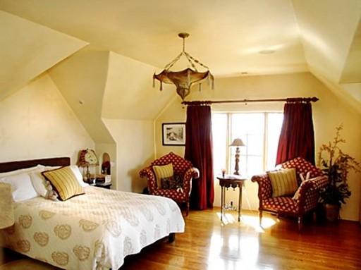 Billie Jo Armstrong bedroom