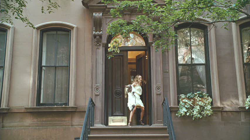 Carrie Bradshaw Apartment And The City Movie